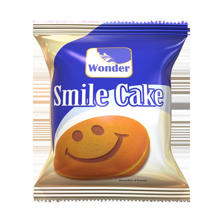 Wonder Smile Cake (Vanilla Flavored)