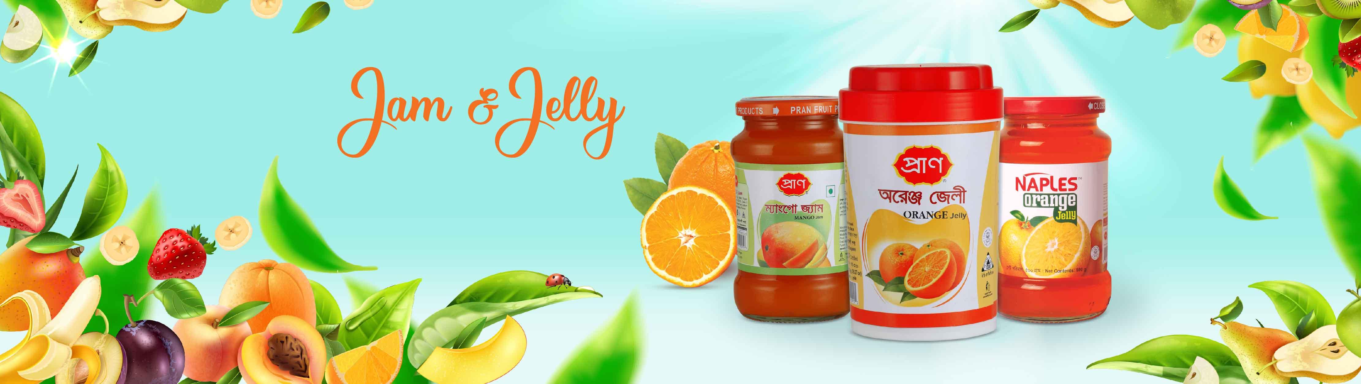 Jam & Jelly
