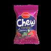 chew candy strawberry